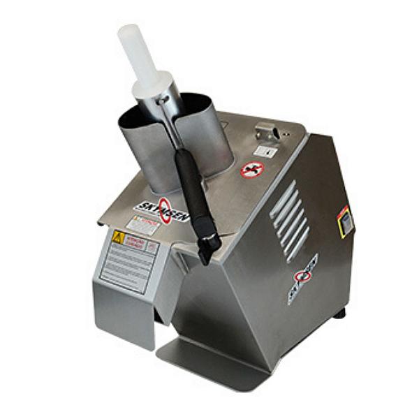 Processador de alimentos inox PAIE para restaurantes discos diam 203mm