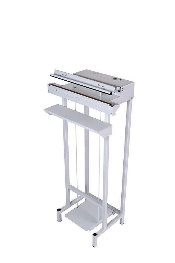 Seladora barbi c pedal 40 cm temp Corte e Solda simultanea hermet 400 2c