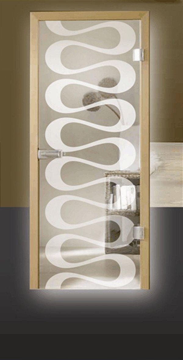 Adesivo jateado - 585 - 210x60 cm