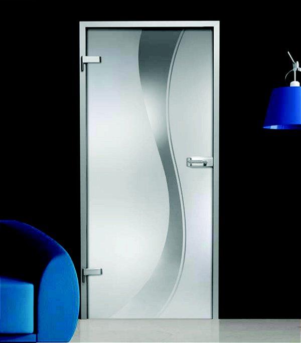 Adesivo Jateado Para Portas, Janelas e Box de Vidro Ads029 Mitsui  210x100 cm