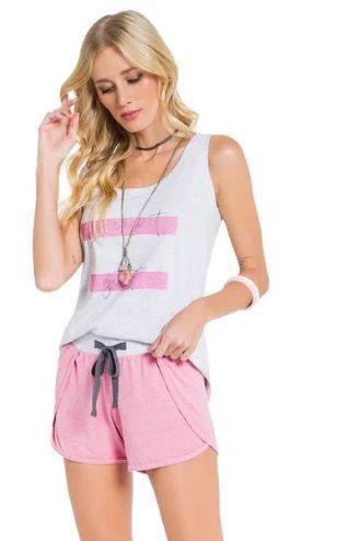 Pijama Regata Confort
