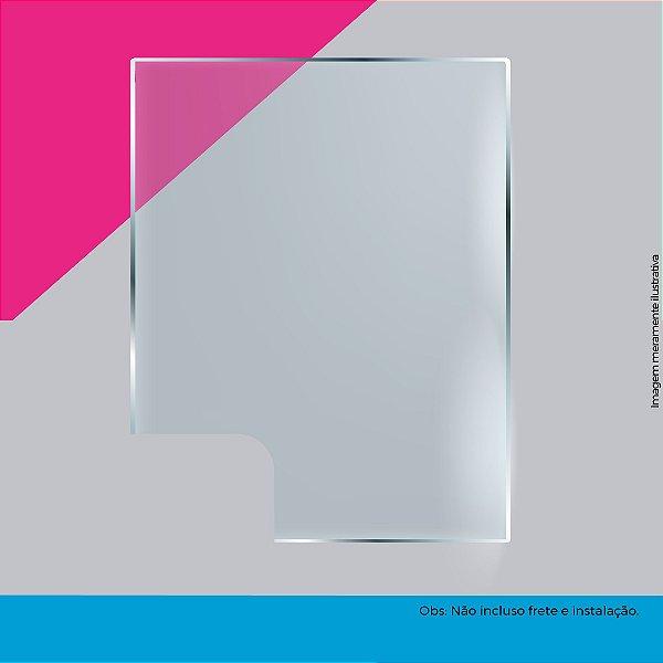 Barreiras de proteção para guichê em petg cristal (SOB MEDIDA)