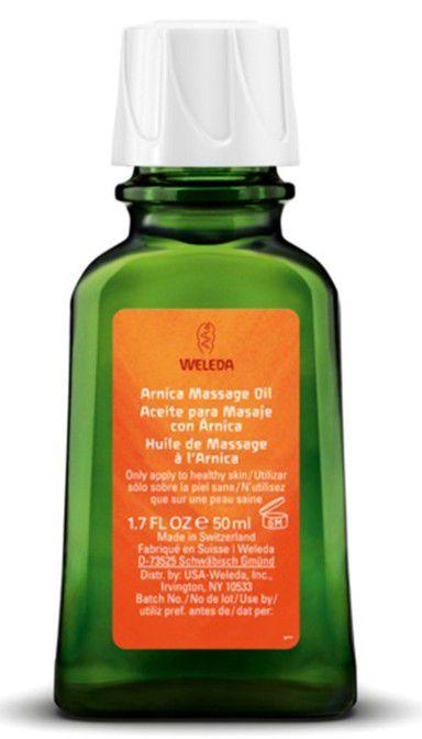 Weleda - Óleo Corporal para Massagem de Arnica - 50mL