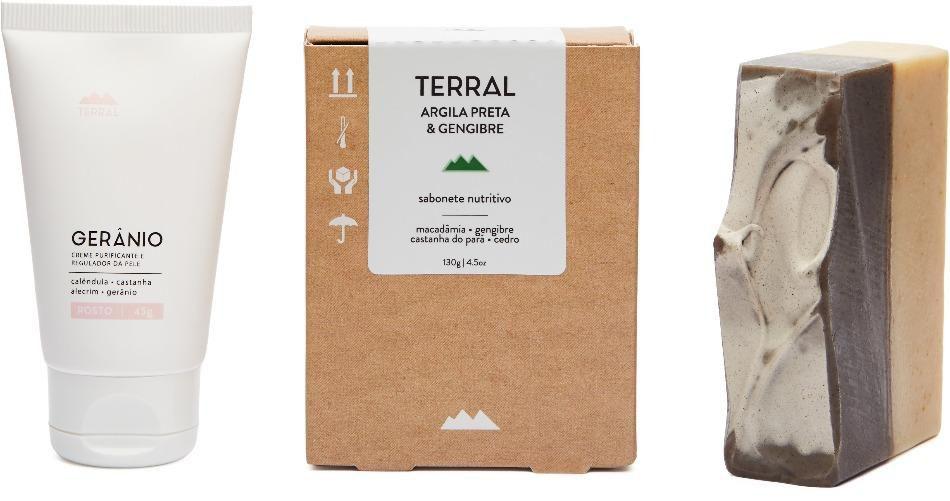 KIT - Pele Normal I - Terral Natural