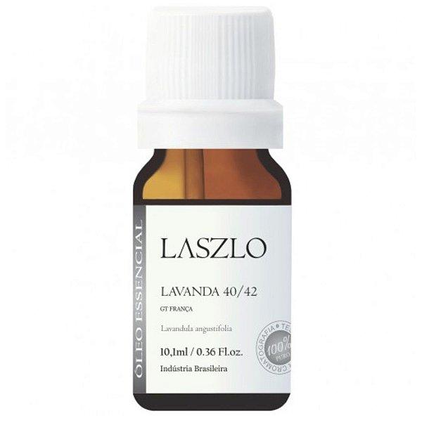 Laszlo - Óleo Essencial de Lavanda 40/42 GT França 10,1ml