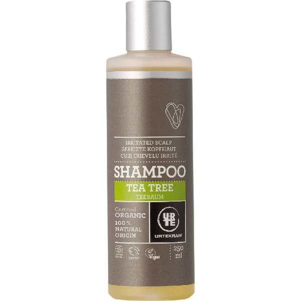 Urtekram - Shampoo Orgânico de Melaleuca Tea Tree 250ml