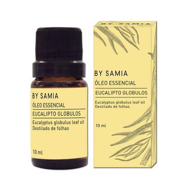 By Samia - Óleo Essencial Eucalipto Globulos - 10ml