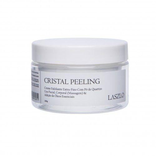 Laszlo - Creme Esfoliante Cristal Peeling 200g