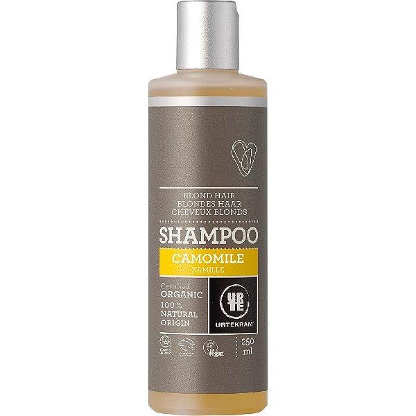 Urtekram - Shampoo Orgânico de Camomila Cabelos Loiros 250ml