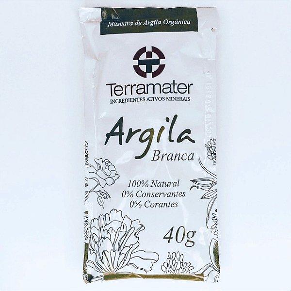 Terramater - Argila Branca 40g