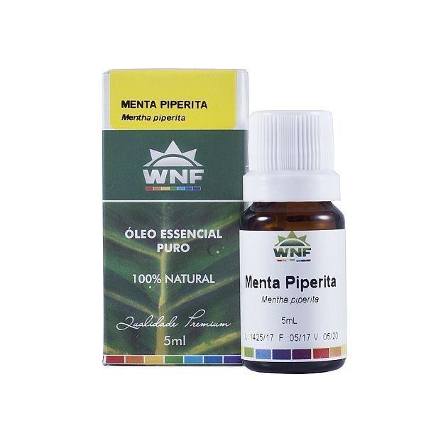 WNF - Óleo Essencial Menta Piperita - 5ml
