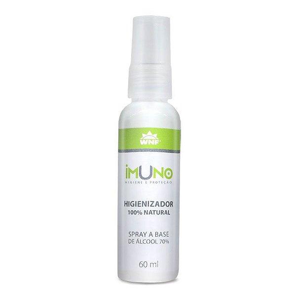 IMUNO - WNF - Higienizador 60ml