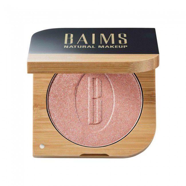 BAIMS - Iluminador Mineral Compacto - Warm & Glow