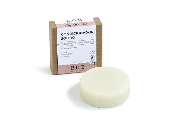 B.O.B. - Condicionador Sólido Hidratação Profunda - 55g (BOB)