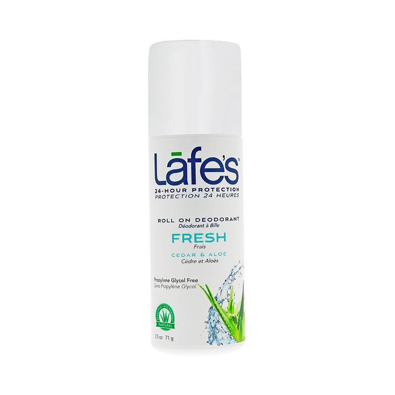 Lafe's - DESODORANTE NATURAL ROLL-ON FRESH