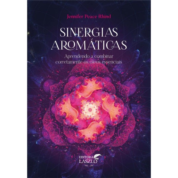 Laszlo - Livro Sinergias Aromáticas