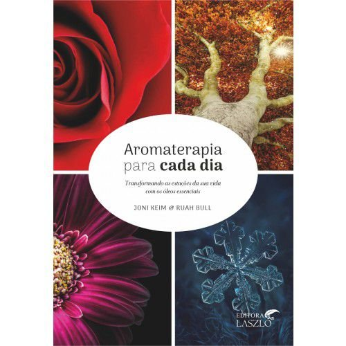 Editora Laszlo - Aromaterapia para cada dia