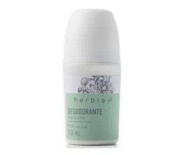 Herbia - Desodorante Natural Lippia Alba - 50ml