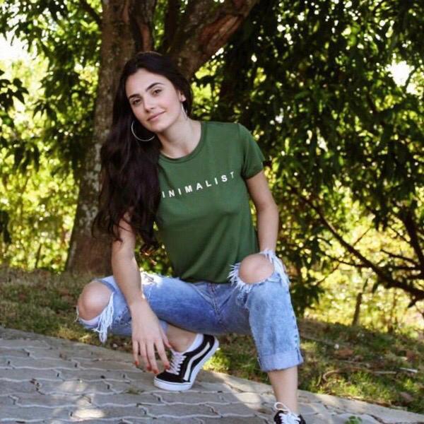 T-Shirt Minimalist