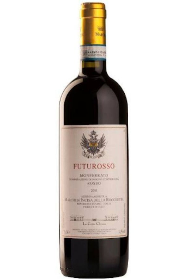 Vinho Rocchetta Futurosso Moferrato 2017
