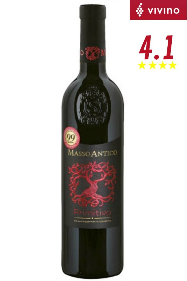 Vinho Masso Antico Primitivo Leggerme 2019