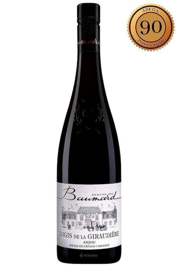 Vinho Anjou Logis De La Giraudiere 2010