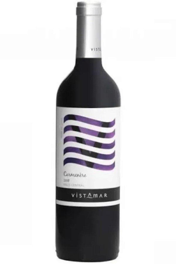 Vinho Vistamar V Carmenere 2018