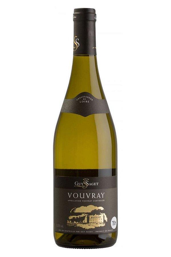 Vinho Vouvray Domaine Guy Saget 2017