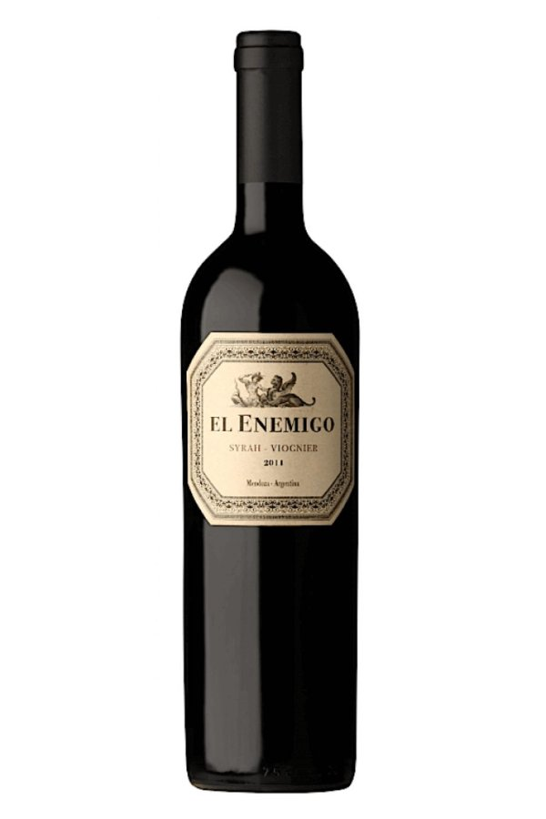 Vinho El Enemigo Syrah/Viognier 2016