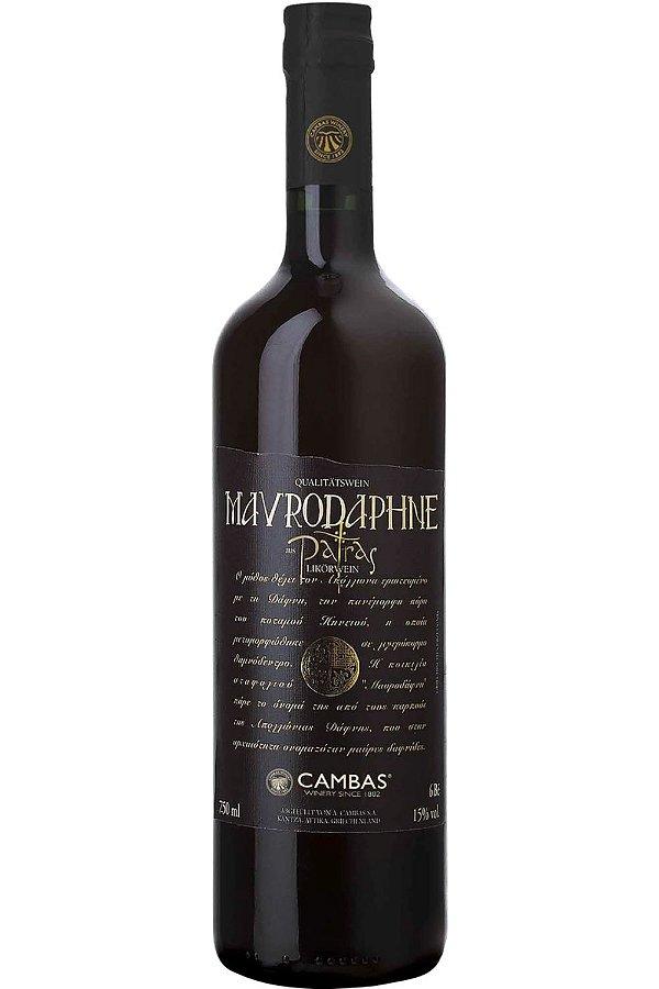 Vinho Mavrodaphne Cambas