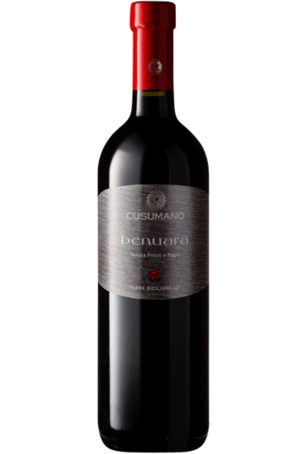 Vinho Cusumano Benuara 2016