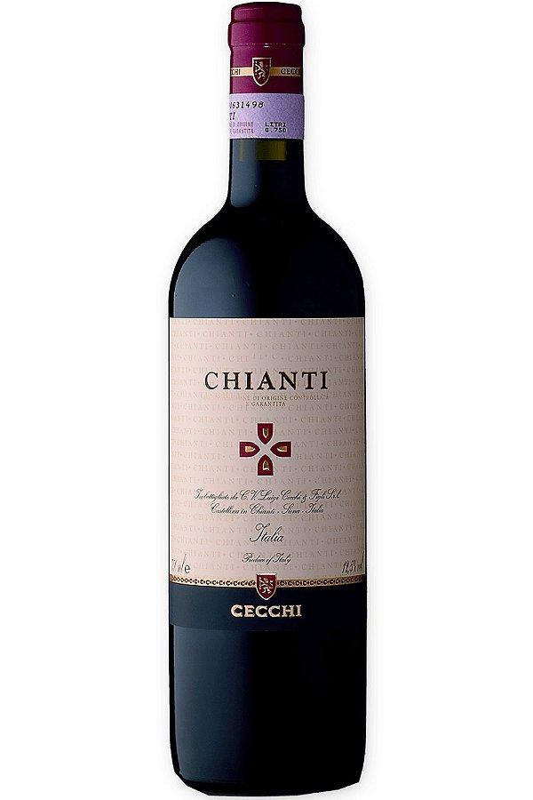 Vinho Chianti Cecchi