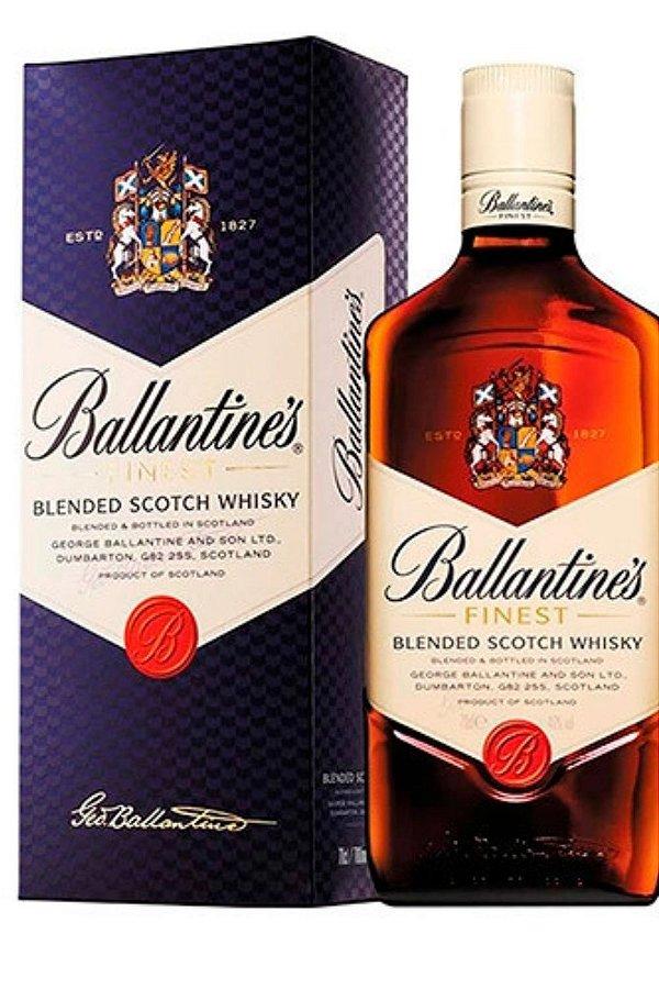 Whisky Ballantines Finest 750 ml