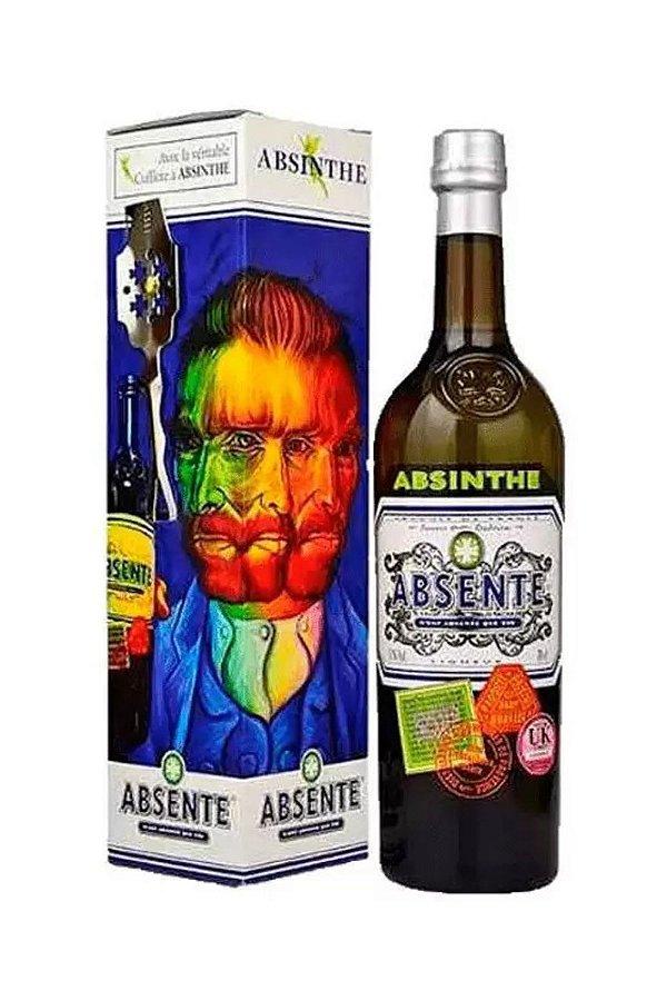 Licor de Absinto Absente Domaines 750ml c/ Colher Original