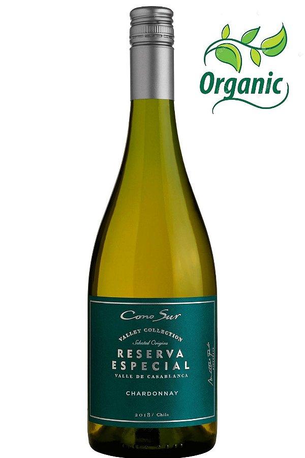 Vinho Cono Sur Reserva Especial Chardonnay
