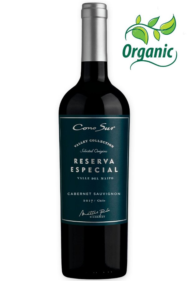 Vinho Cono Sur Reserva Especial Cabernet Sauvignon 2017