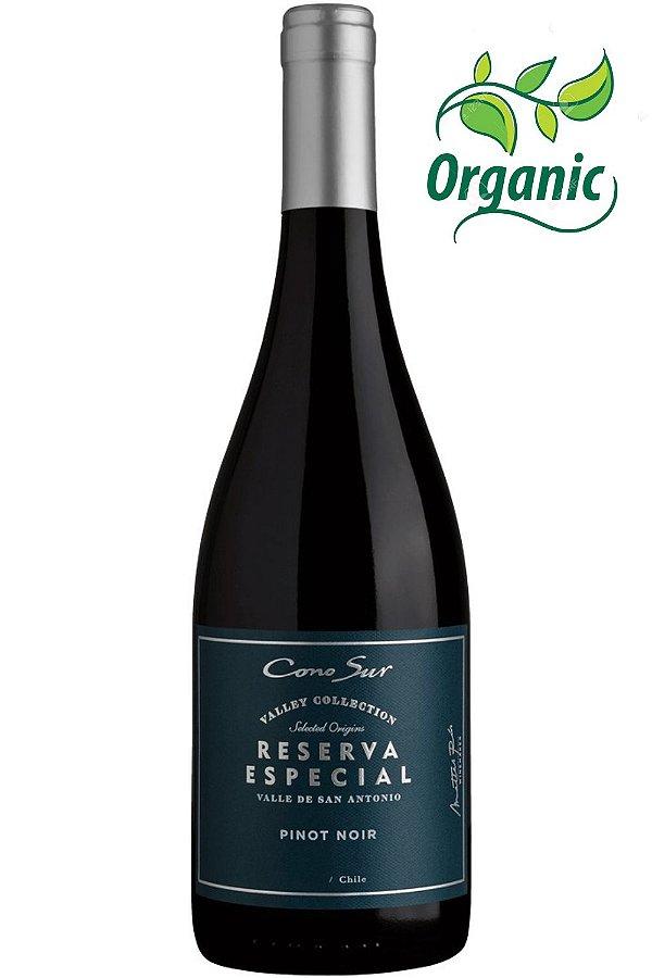 Vinho Cono Sur Reserva Especial Pinot Noir 2018