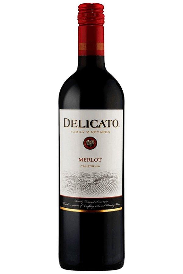 Vinho Delicato Merlot