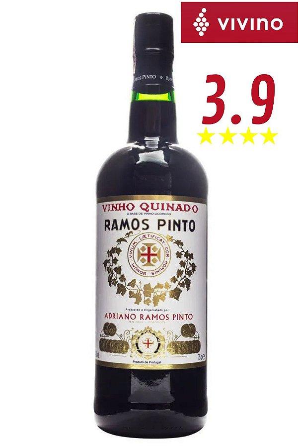 Vinho Do Porto Quinado Adriano Ramos Pinto 750 ml