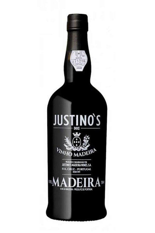 Vinho Madeira Justinos 3 Anos 750 ml