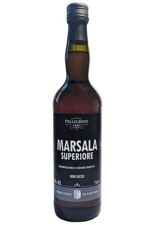 Vinho Marsala Superiore SOM DOP Ambar