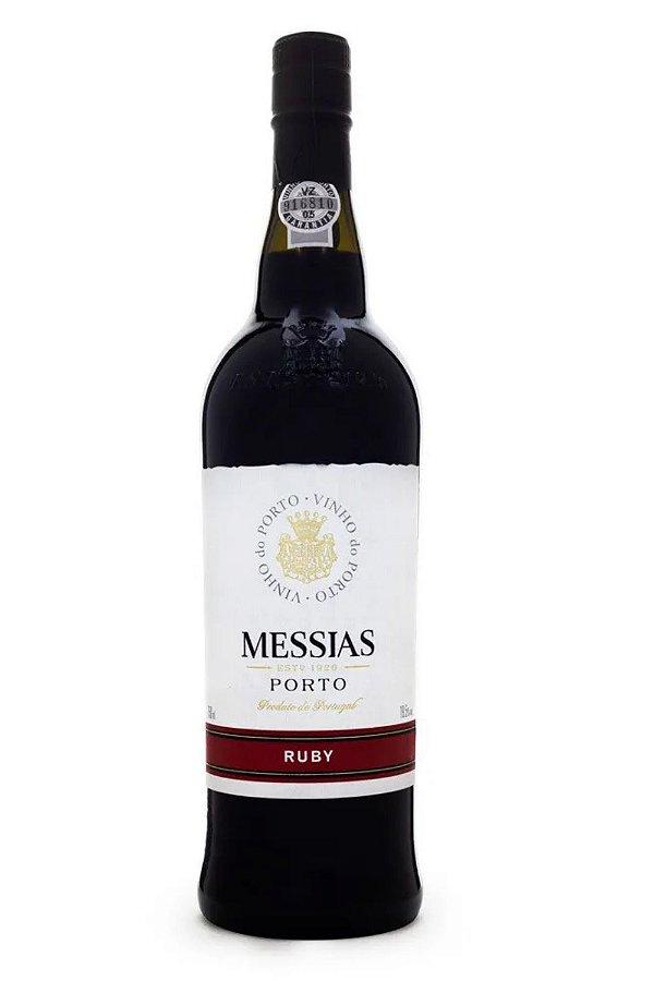 Vinho Do Porto Messias Ruby