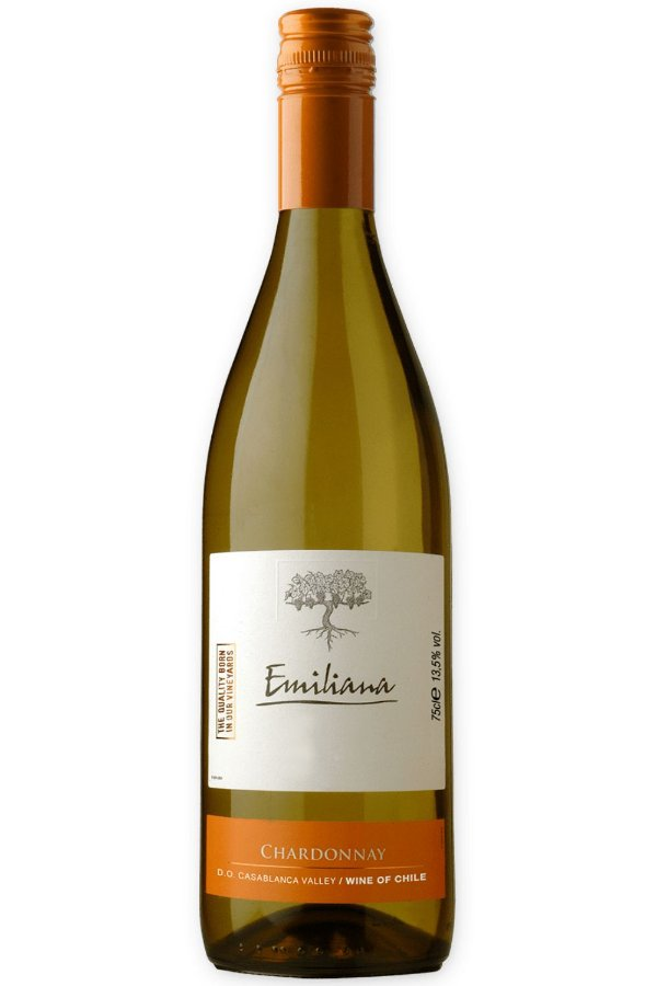 Vinho Emiliana Chardonnay Varietal