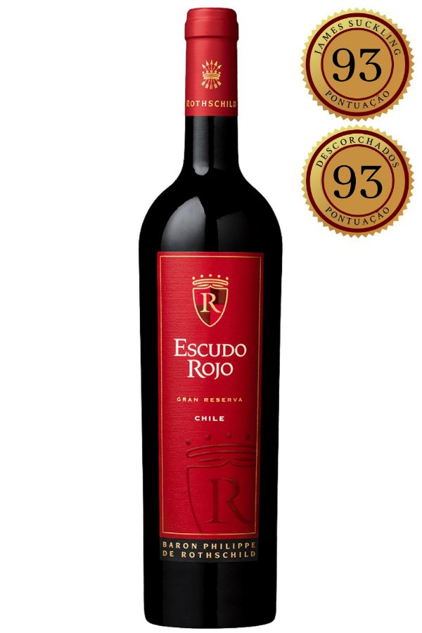 Vinho Escudo Rojo Reserva Blend 2018