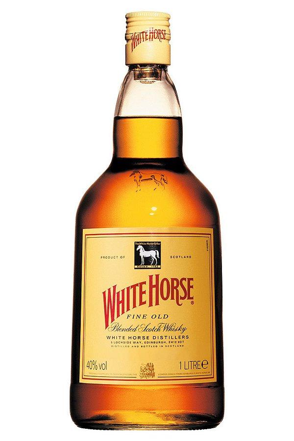 Whisky White Horse Scotch 1L