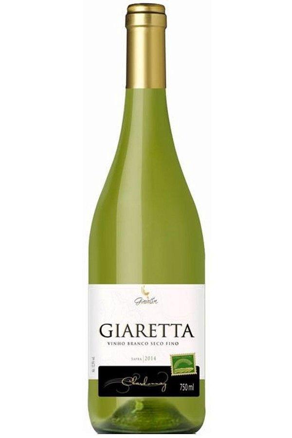 Vinho Giaretta Chardonnay 2019