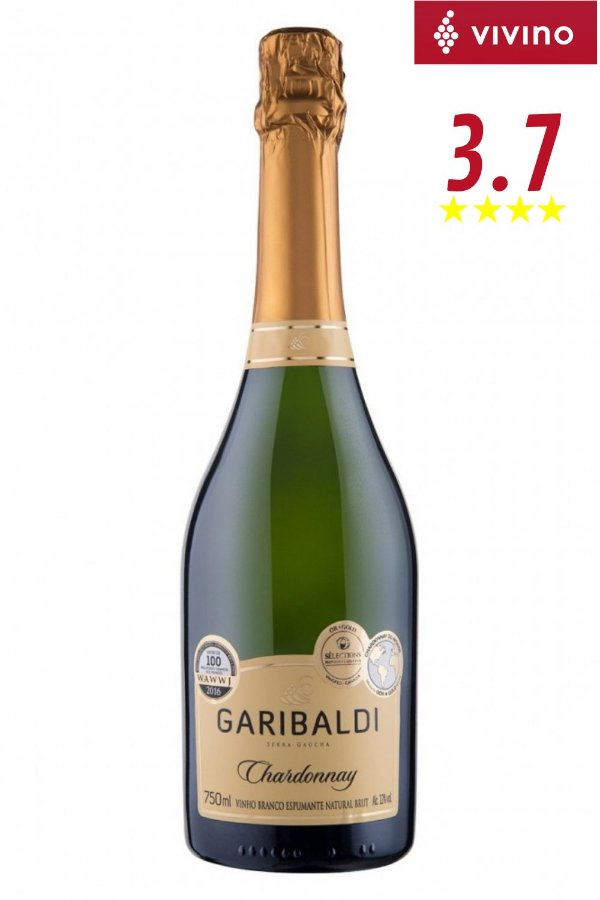 Espumante Garibaldi Chardonnay Brut 750 ml