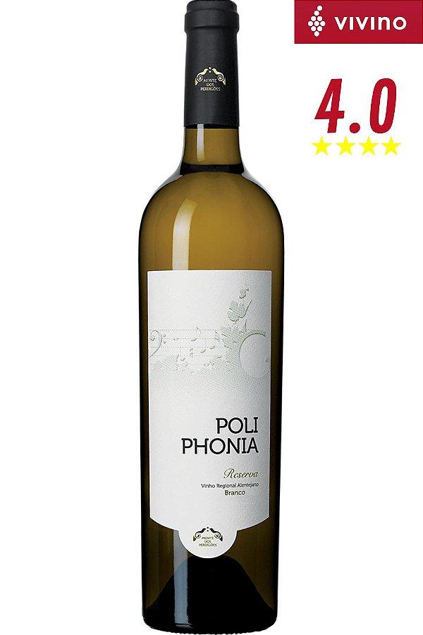 Vinho Poliphonia Reserva Branco 2018