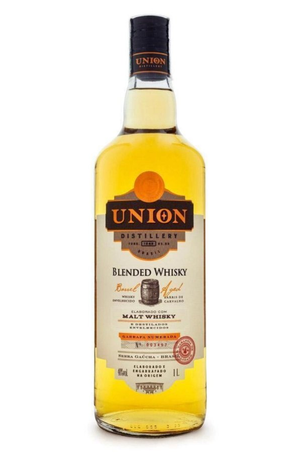 Blended Whisky Union 1L