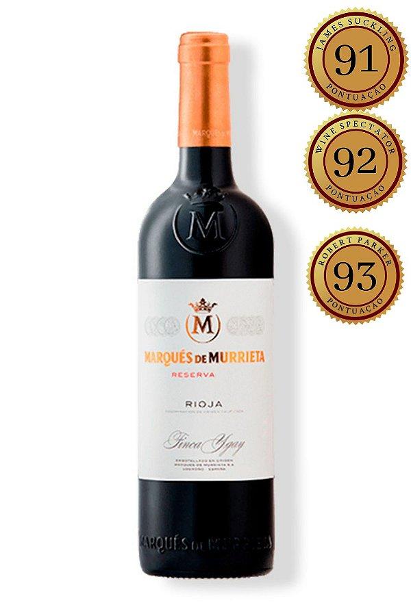 Vinho Marques de Murrieta Reserva 2014